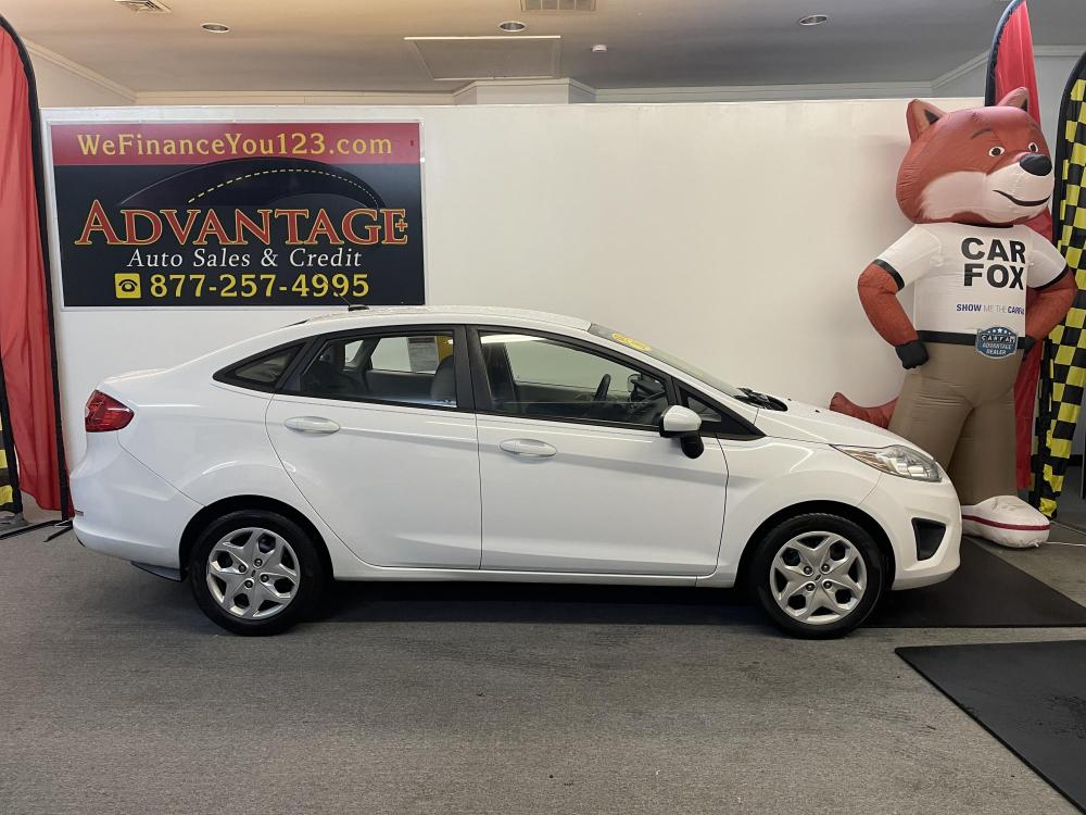 2013 Ford Fiesta S Sedan (3FADP4AJ7DM) with an 1.6L L4 DOHC 16V engine, located at 533 S West End Blvd., Quakertown, PA, 18951, (877) -257, 40.343994, -75.303604 - Photo #0