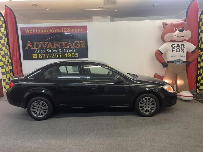 2010 Chevrolet Cobalt LT1 Sedan (1G1AD5F53A7) with an 2.2L L4 DOHC 16V engine, 4-Speed Automatic transmission, located at 533 S West End Blvd., Quakertown, PA, 18951, (877) -257, 40.343994, -75.303604 - Photo #0