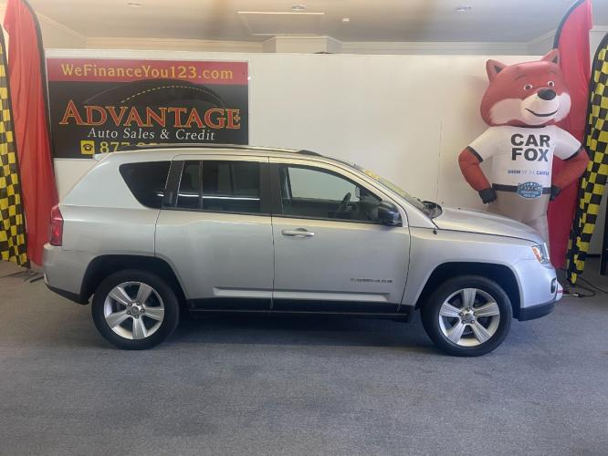 2011 Jeep Compass Sport ***4WD***