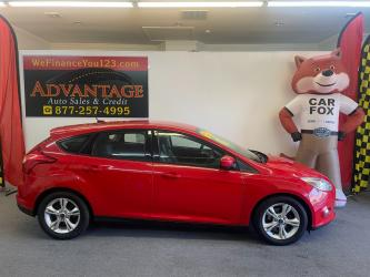 2012 Ford Focus SE ***SPORTY***